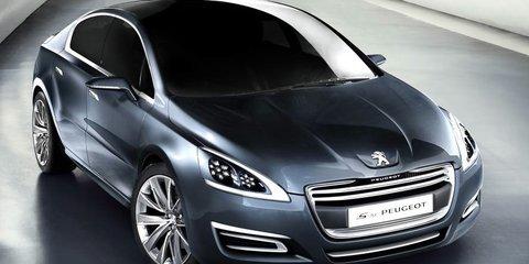 2013 Peugeot 601 four-door coupe rumours emerge