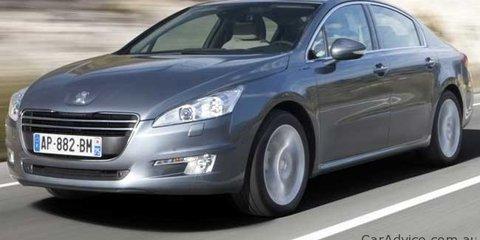 Peugeot 508 Review