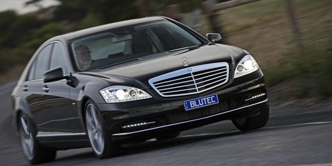 Mercedes-Benz S 350 BlueTEC Review