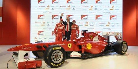 Ferrari renames F150 Formula 1 cars following Ford lawsuit