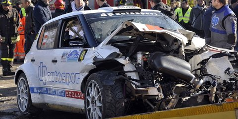 Robert Kubica's 2011 Formula One season over: surgeon