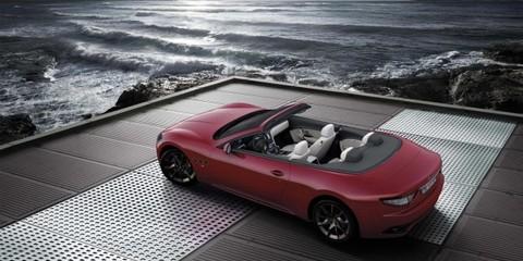 2012 Maserati GranCabrio Sport to debut at Geneva