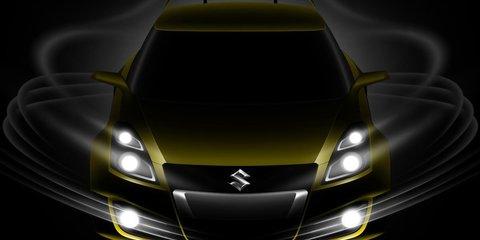 Suzuki Swift S-Concept to debut at Geneva Motor Show