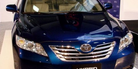 Toyota unintended acceleration not related to electronics