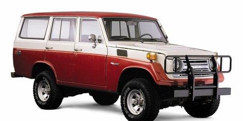 Toyota LandCruiser celebrates its 60th anniversary in 2011