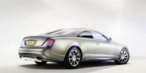 Maybach 57S Cruiserio Coupe to be displayed in Geneva