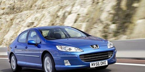 2006-2009 Peugeot 307, 308, 407, Expert recalled