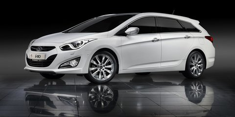 Hyundai i40 Wagon confirmed for Australia