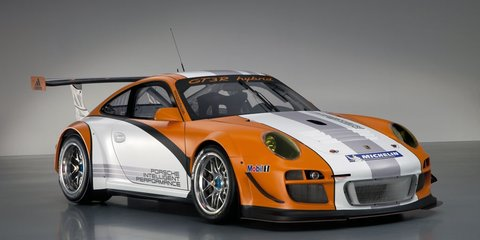 2011 Porsche 911 Gt3 R Hybrid Version 2 0 Photos Caradvice
