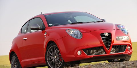 Alfa Romeo MiTo vs Citroen DS3 vs MINI Cooper: sexy hatch comparison