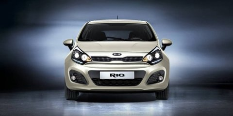 2011 Kia Rio unveiled, all body styles coming to Australia