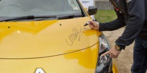 2011 Renault Clio R.S. 200 Australian Grand Prix limited edition