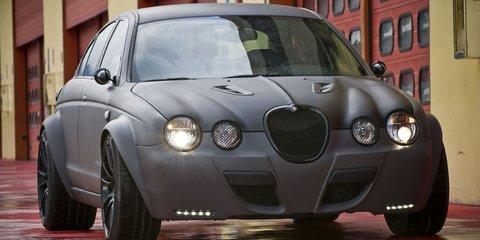 Jaguar S-Type Vintage GT by Panzani Design