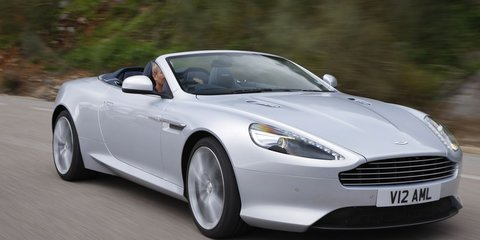 Aston Martin Virage Review