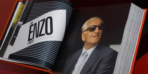 $275,000 Ferrari Opus at the 2011 Melbourne Grand Prix