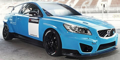 Volvo C30 DRIVe Polestar prepares for World Touring Car Championship