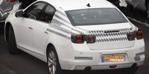 2012 Holden Epica Spy Photos