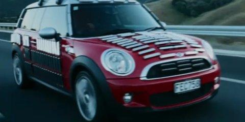 Video: 2011 MINI Clubman Carmonica from New Zealand
