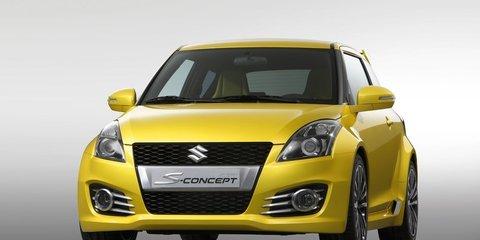 2012 Suzuki Swift Sport 100kW & Paddles