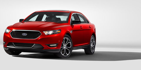 New Ford Taurus Unveiled in New York