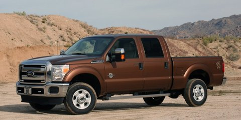 Ford Motor Co. records $US2.6 billion profit in Q1