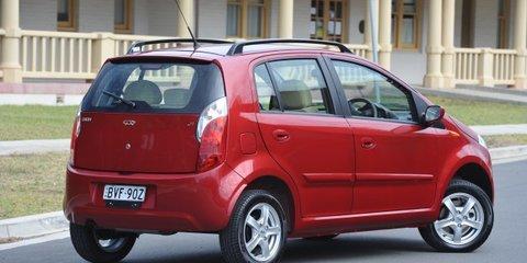 Chery J1 price cut - Australia's cheapest car