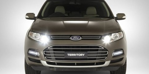 2011 Ford Territory pricing revealed