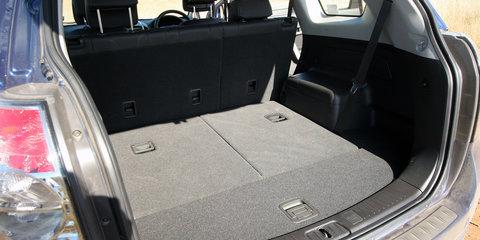 2011 Holden Captiva Series II Review