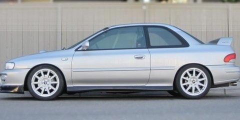 Subaru separates Impreza from WRX & STI