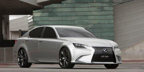 Lexus LF-Gh unveiled in New York