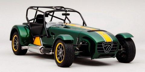 Lotus Formula One Team acquires Caterham