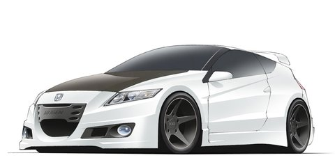 Mugen Honda CR-Z gets supercharged 1.5-litre engine