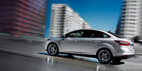 2011 Ford Focus on sale in Australia in August