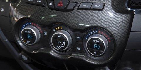 2011 Ford Ranger interior technology detailed