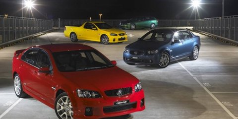 Holden Commodore fuel economy gets $38.9 million government investment