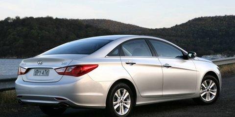 2011 Hyundai i45 Active new 2.0-litre engine cuts price