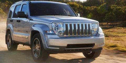 2011 Jeep 70th Anniversary Edition on sale in Australia