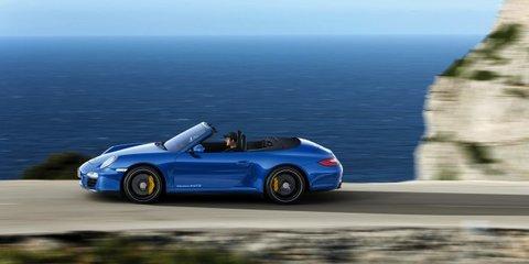 2011 Porsche 911 Carrera 4 GTS revealed
