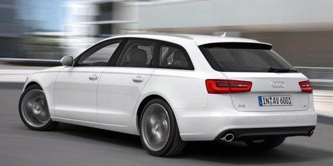 2012 Audi A6 Avant under consideration for Australia
