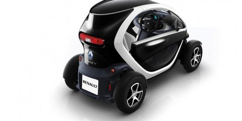 2012 Renault Twizy available to reserve online for European customers