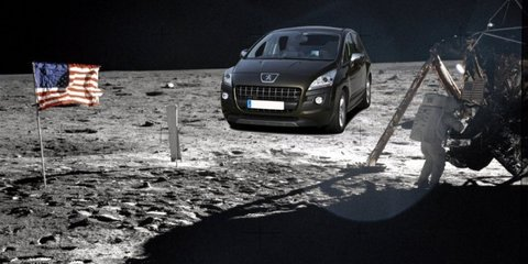 Peugeot sending 3008 competition winner into space