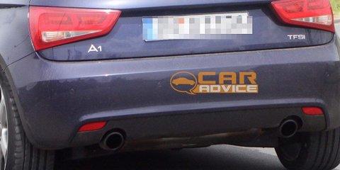2012 Audi S1 spy shots