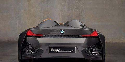 BMW 328 Homage Concept unveiled at Concorso d'Eleganza Villa d'Este
