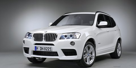 BMW X3 M to share tri-turbo 3.2L engine with next M3: rumour