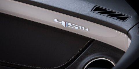 2012 Chevrolet Camaro 45th Anniversary Edition