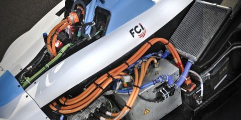 World's Fastest Electric Racing Car