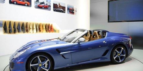 Ferrari Superamerica 45 one-off project revealed