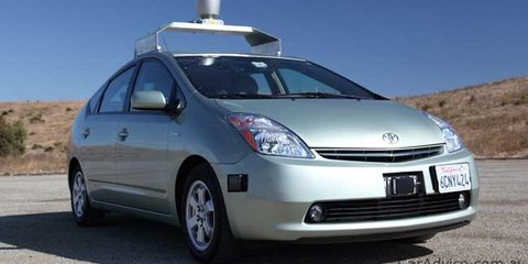 Driverless Robot Cars Are Coming