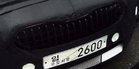 Kia K9 rear-drive sedan spied: rumoured