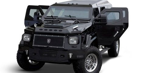 Best 2011 New Car to Survive a Zombie Apocalypse